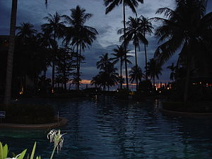 Merlin Beach Resort, Phuket, Thailand
