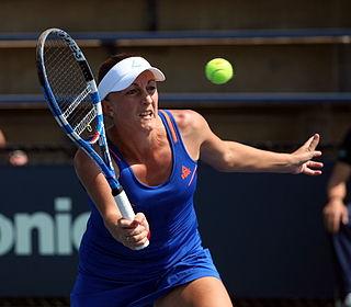 Mervana Jugić-Salkić Bosnian tennis player