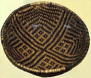 Basketmaker culture - Image: Mesa Verde basket