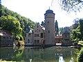 Mespelbrunn Schloss (Mespelbrunn castle) - geo.hlipp.de - 4818.jpg