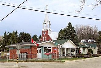 Messines, Quebec - Image: Messines QC