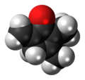 Methylenomycin B 3D spacefill.png