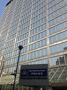 Metropolitan Police role in the news media phone hacking