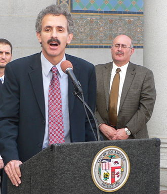 Mike Feuer - Image: Michael Feuer