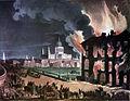 Microcosm of London Plate 035 - Fire in London (tone).jpg