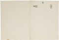 Microtus gregalis - schedel en snuit - 1700-1880 - Print - Iconographia Zoologica - Special Collections University of Amsterdam - UBA01 IZ20500123.tif