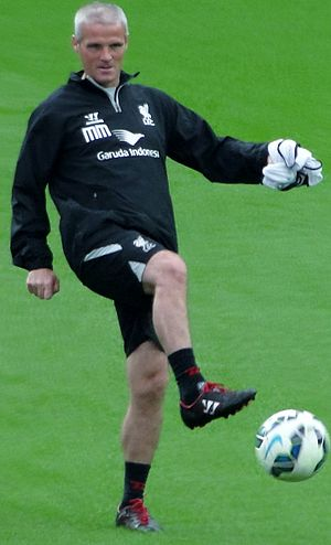 Mike Marsh (footballer) - Marsh as a coach with Liverpool, September 2014