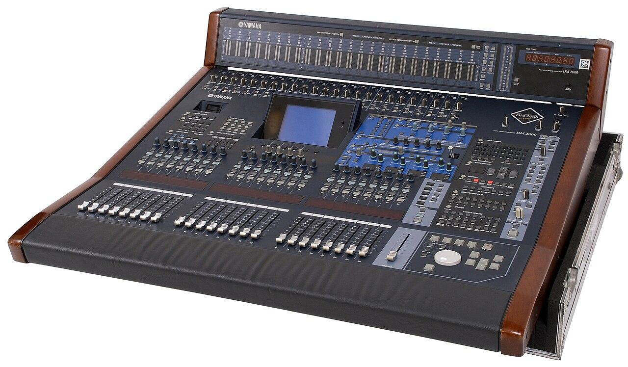 Yamaha Mx Sound List
