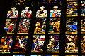 Milano, Duomo,Vetrate absidali dell'Apocalisse, XIX secolo 07.JPG