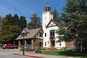 Mill Valley, California - Mill Valley City Hall