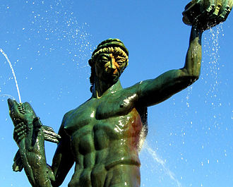 Carl Milles - Milles' Poseidon in Gothenburg, Sweden
