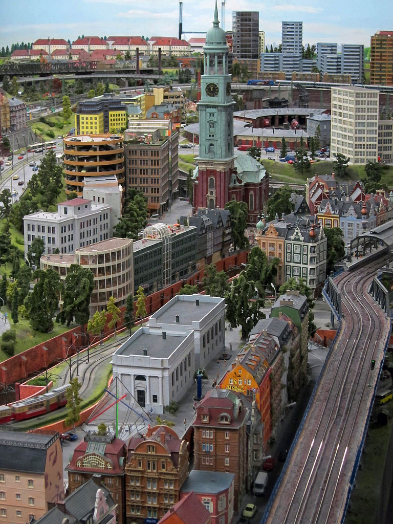 the cute miniatur wunderland is a must see in germany photos boomsbeat. Black Bedroom Furniture Sets. Home Design Ideas