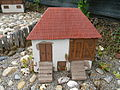 Miniature of the traditional Serbian house Serbia3.JPG