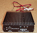Mirage BD-35 amplifier front with 13.8vDC cable.jpeg
