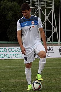 Mirlan Murzaev Kyrgyzstani footballer