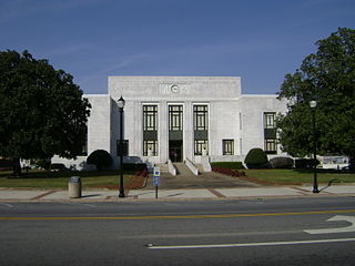 Mitchell County, Georgia County in the United States