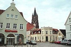 Mittenwalde (Mark), der Stadthausplatz.jpg