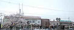 Miyawaka city hall.JPG