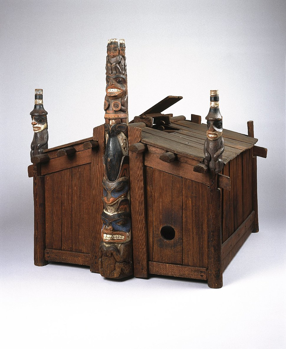 Model of House of Contentment, late 19th century, 05.589.7791