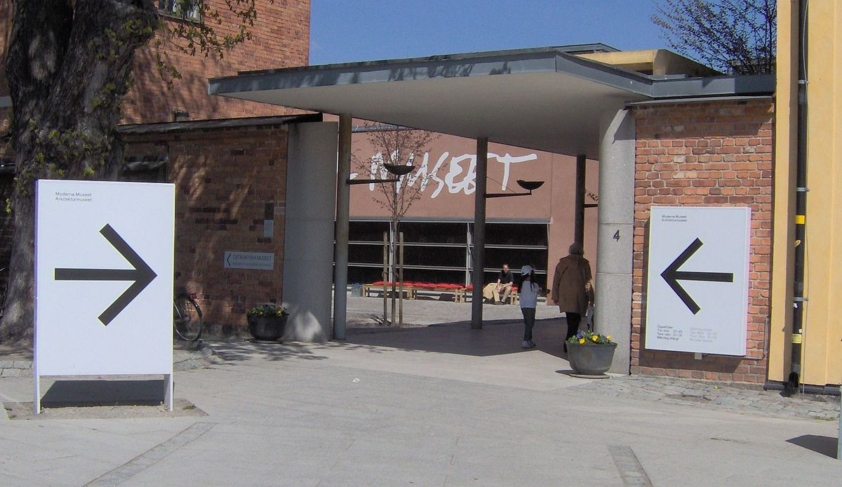 Moderna Museet - Wikipedia