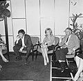 Modesty Blaise film van Amerikaan Joseph Losey. Filmopnamen te Amsterdam. Tere, Bestanddeelnr 917-9568.jpg
