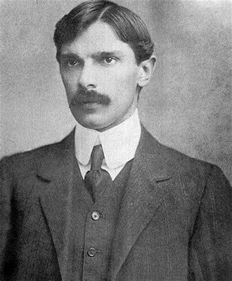 Muhammad Ali Jinnah - Muhammad Ali Jinnah as a young lawyer