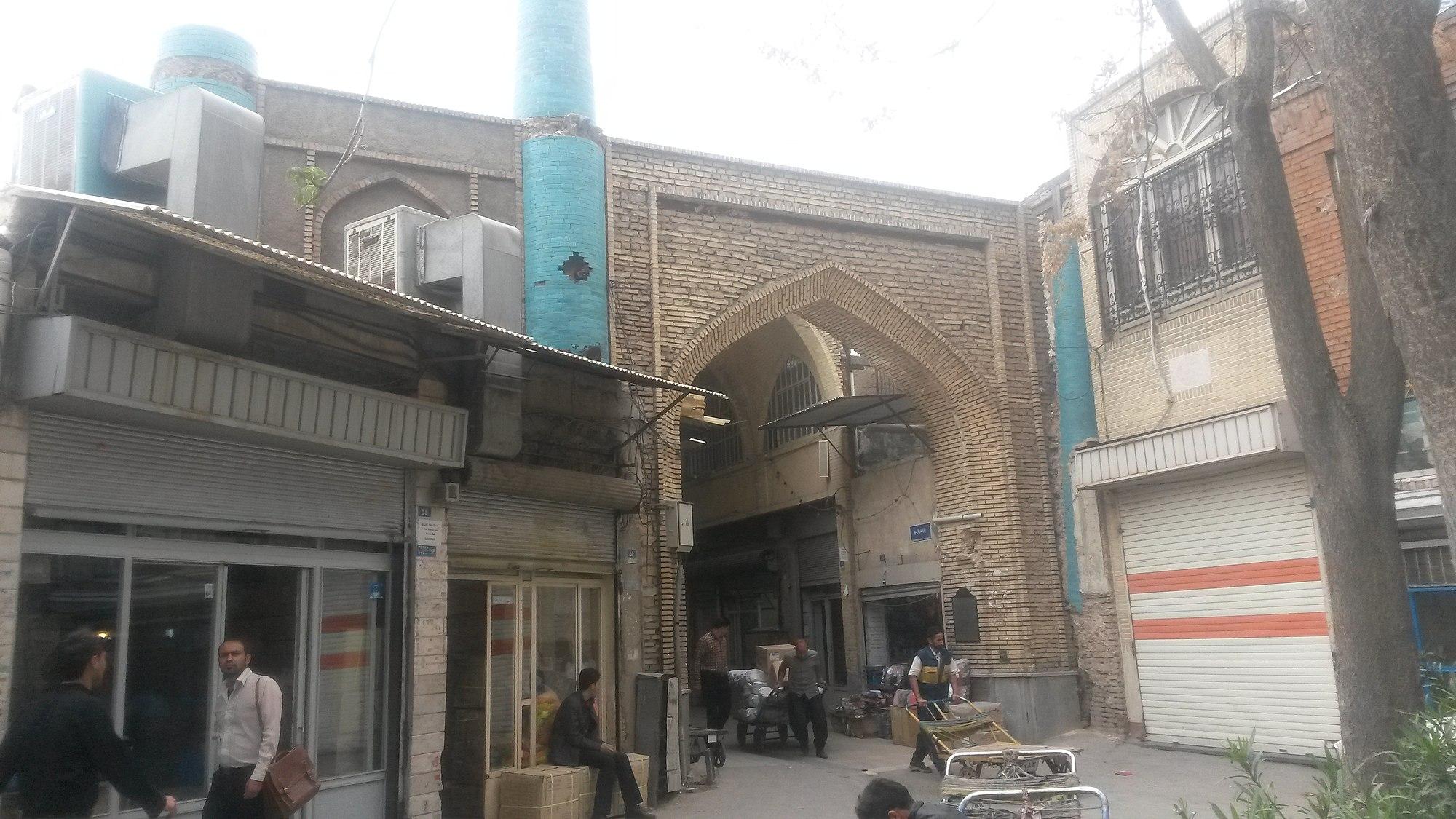دروازه محمدیه