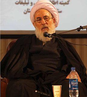 Mohsen Mojtahed Shabestari Iranian politician