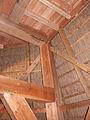 Molen De Koe Ermelo achtkantstijl op ondertafelement bovenzijde met luiluik.jpg