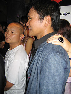 Panna Rittikrai Thai actor and director