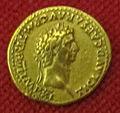 Monetiere di fi, moneta romana imperiale di claudio.JPG