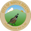 Official seal of City of Monte Sereno