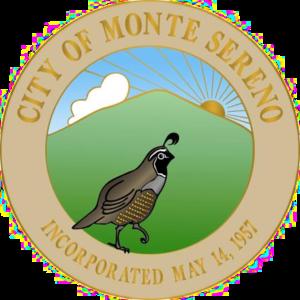 Monte Sereno, California - Image: Monte Sereno California Seal