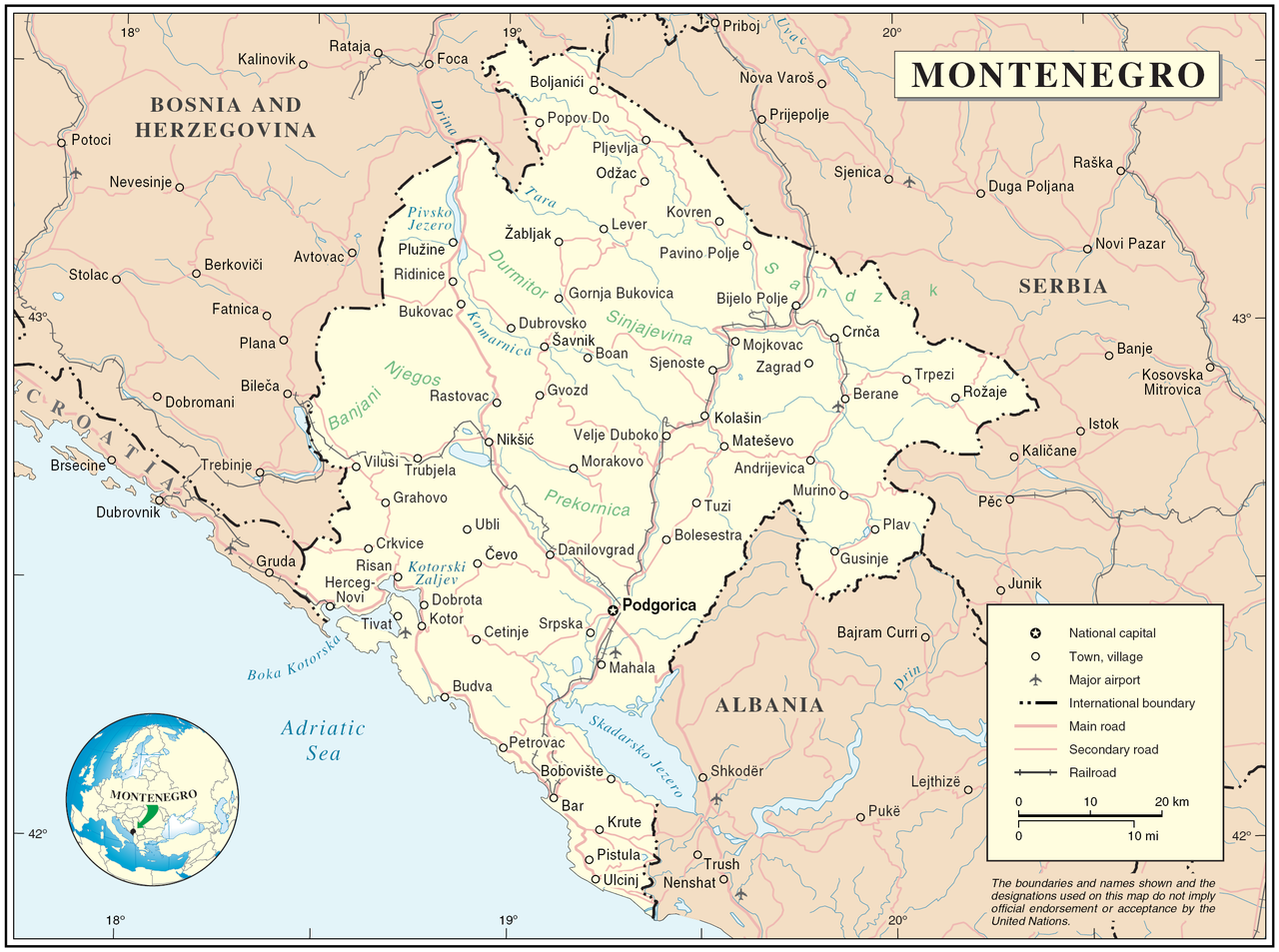 File Montenegro Map Png Wikimedia Commons