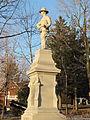 Monument à Latimer, Granby 2012 - Côté.JPG