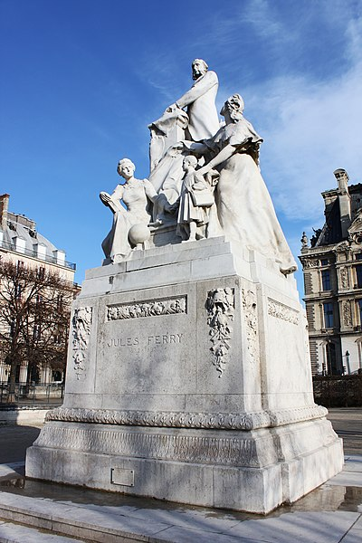 Fichier:Monument jules ferry tuileries paris.jpg