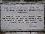 Monument to the Battle of Monte Cassino in Warsaw (16046361599).jpg