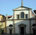 Monza - Chiesa Santa Maria al Carrobiolo - Facciata.jpg
