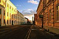 Moscow, Sadovnicheskaya Street south-east from the Comissariat.jpg