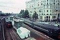 Moscow 1982 train station suburban II.jpg