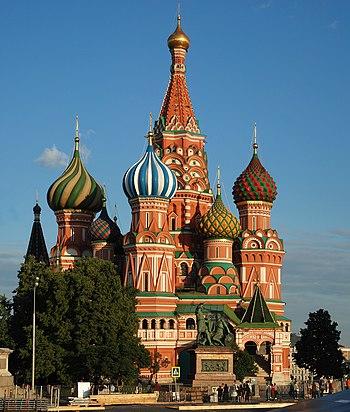 Architettura russa wikipedia for Stili di architettura domestica moderna