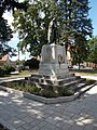 Moson World War I Memorial by János Istók, 2017 Mosonmagyaróvár.jpg
