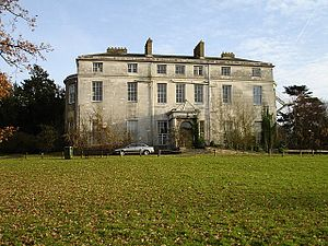 Mote Park - Mote House in 2005