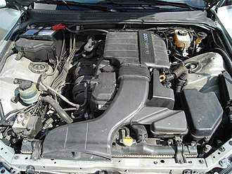 Toyota G engine - Image: Moteur 1G SE Lexus IS200 Altezza AS200