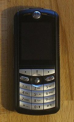 Motorola i355-C Download Driver