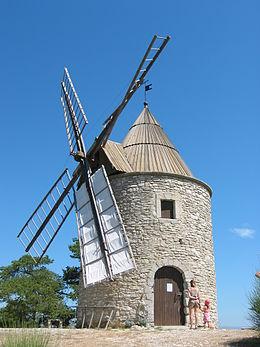 Moulin saint elz ar de montfuron wikip dia - Moulin de la borderie ...