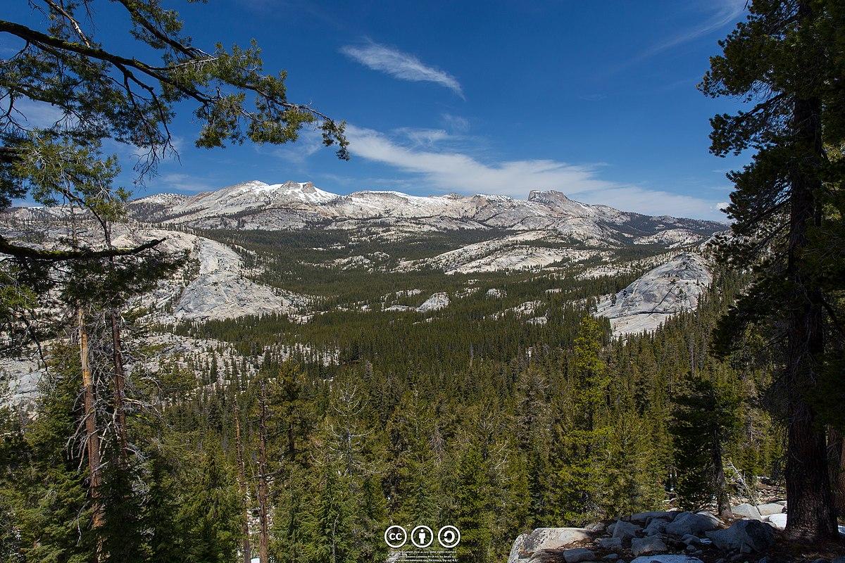 Yosemite National Park - Wikipedia