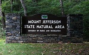 Mount Jefferson State Natural Area - Image: Mount Jefferson 27527 3