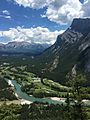 Mountains at Banff, Alberta.jpg