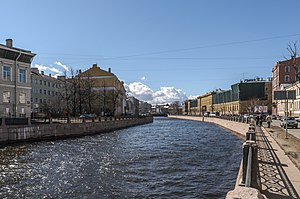 Moyka River Embankment 5.jpg, автор: Florstein